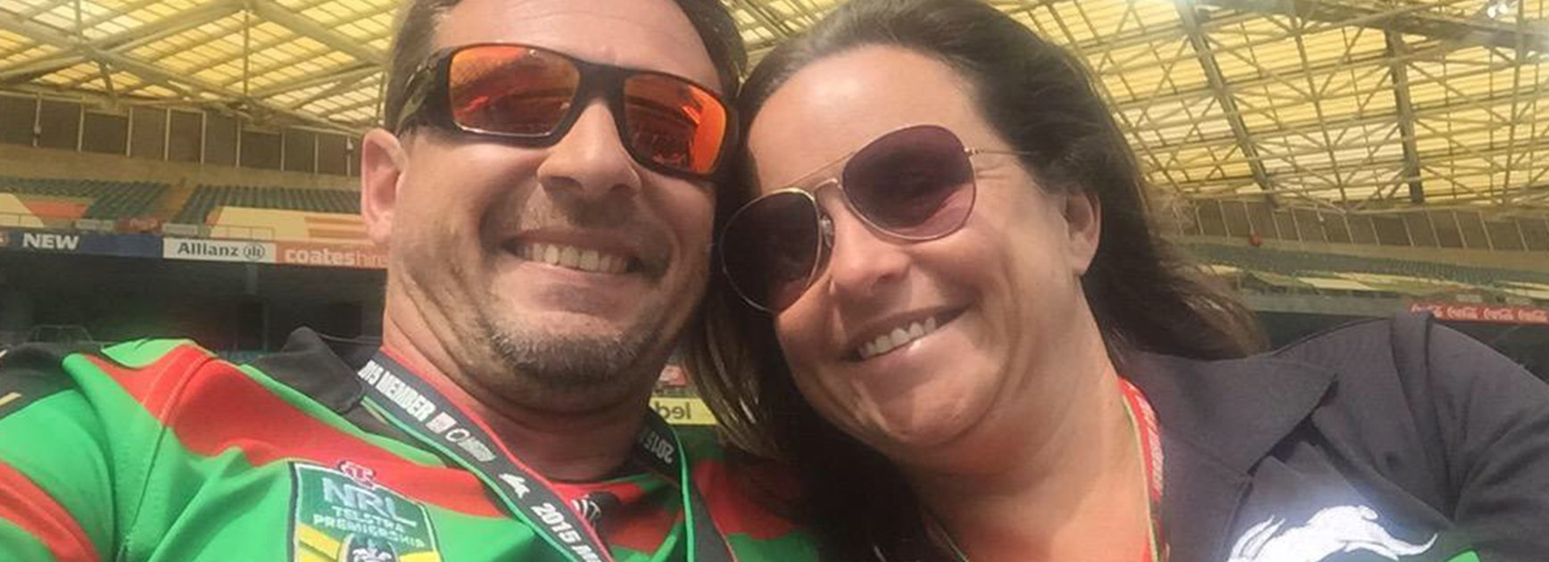 Lifelong fan welcomes Rabbitohs to Mudgee