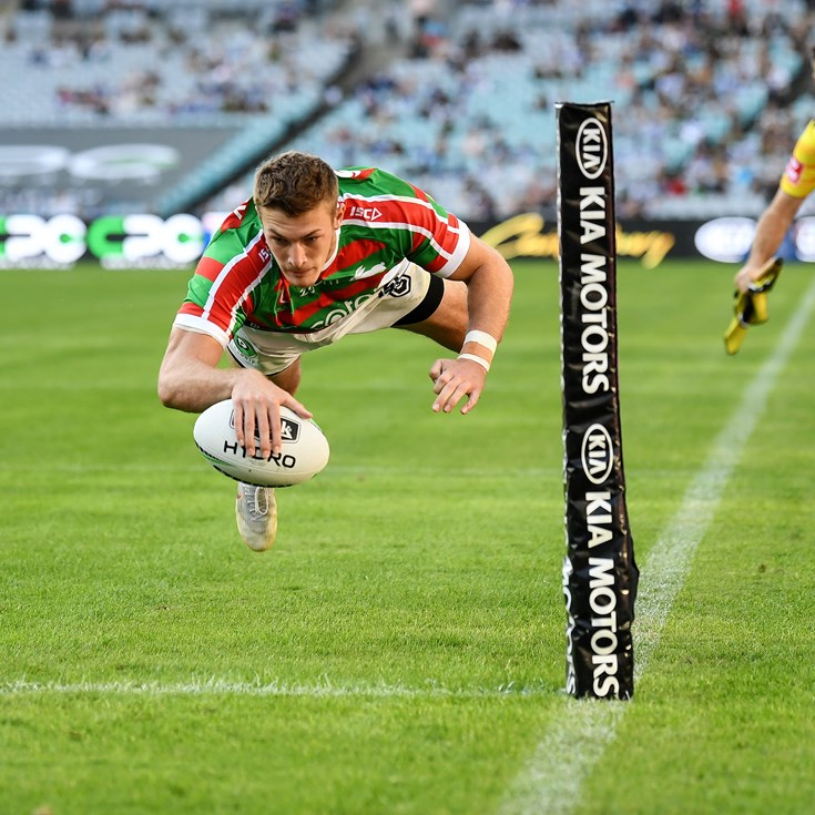 Gallery: Rabbitohs v Bulldogs
