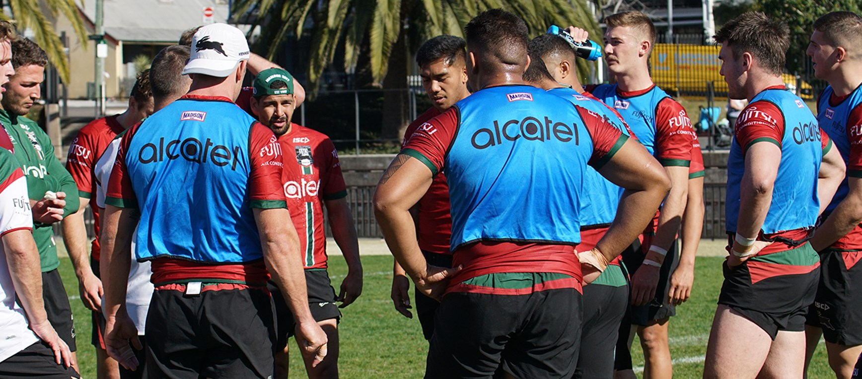 Gallery - Rabbitohs look to bounce back