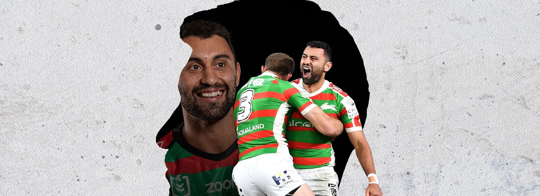 Rabbitohs extend contract of Alex Johnston until at least the end of 2022
