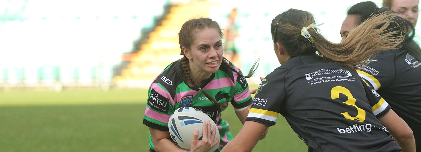 Rabbitohs women team named for semi-final showdown