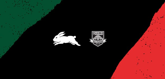 Rabbitohs update 19-man squad for Round 15