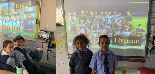 Souths Cares Launch Online Learning