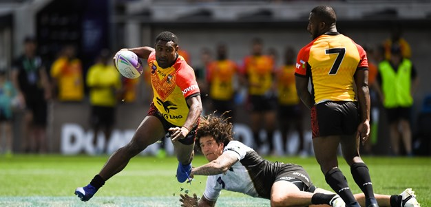 Match Highlights: Fiji vs Papua New Guinea