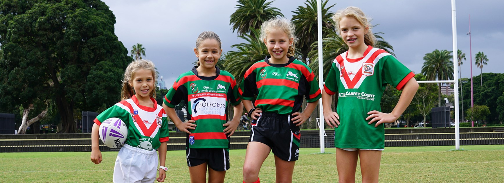 Souths Juniors Introduce Girls Junior Competition