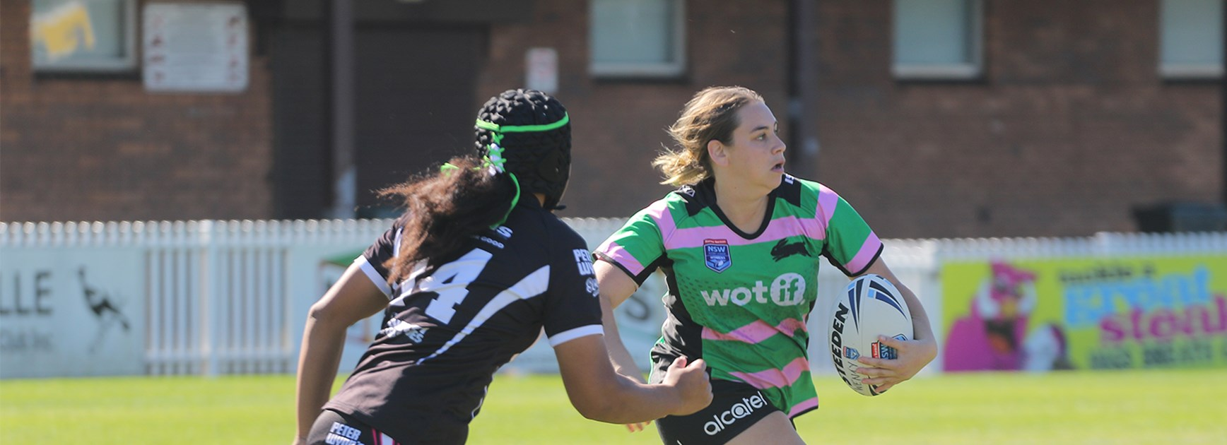 Rabbitohs Women complete emphatic victory on Mother's Day