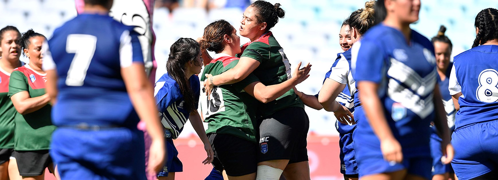 NRL women's ruling 'extremely disappointing' - Solly