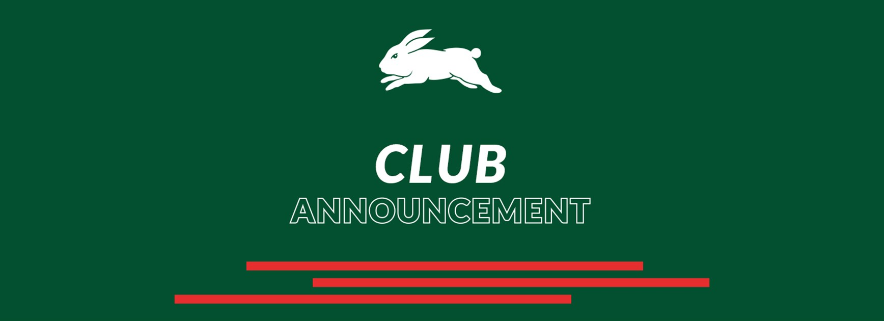 Rabbitohs Confirm Coaching Succession Plan