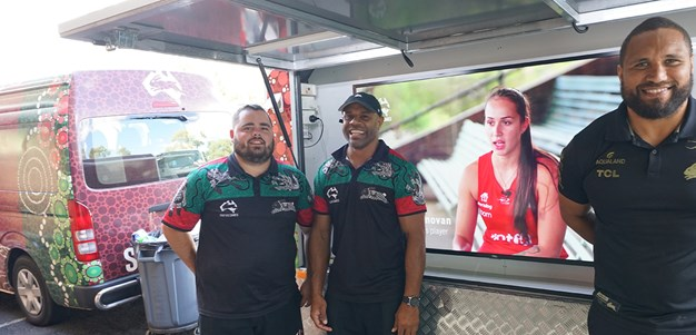 Souths Cares Promote Mental Health at Employment and Wellbeing Expo