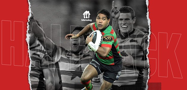 Full of confidence and energy Chris Sandow is in the running for Halfback of the Decade thanks to Menulog