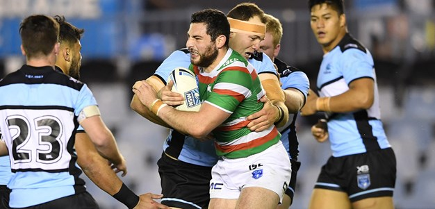 Rabbitohs Jersey Flegg fight out thrilling draw with Sharks