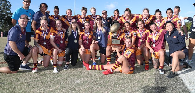 Rabbitohs dominate Women's Champs Grand Final