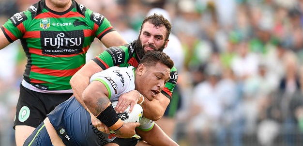 Nicholls praises Rabbitohs' high intensity