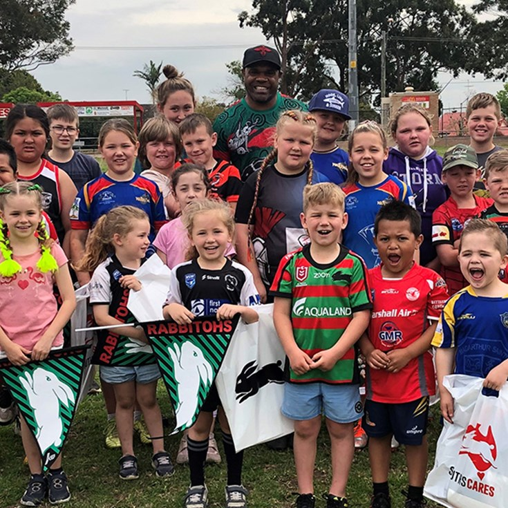 Souths Cares Supporting Physical Activity for Children of All Abilities