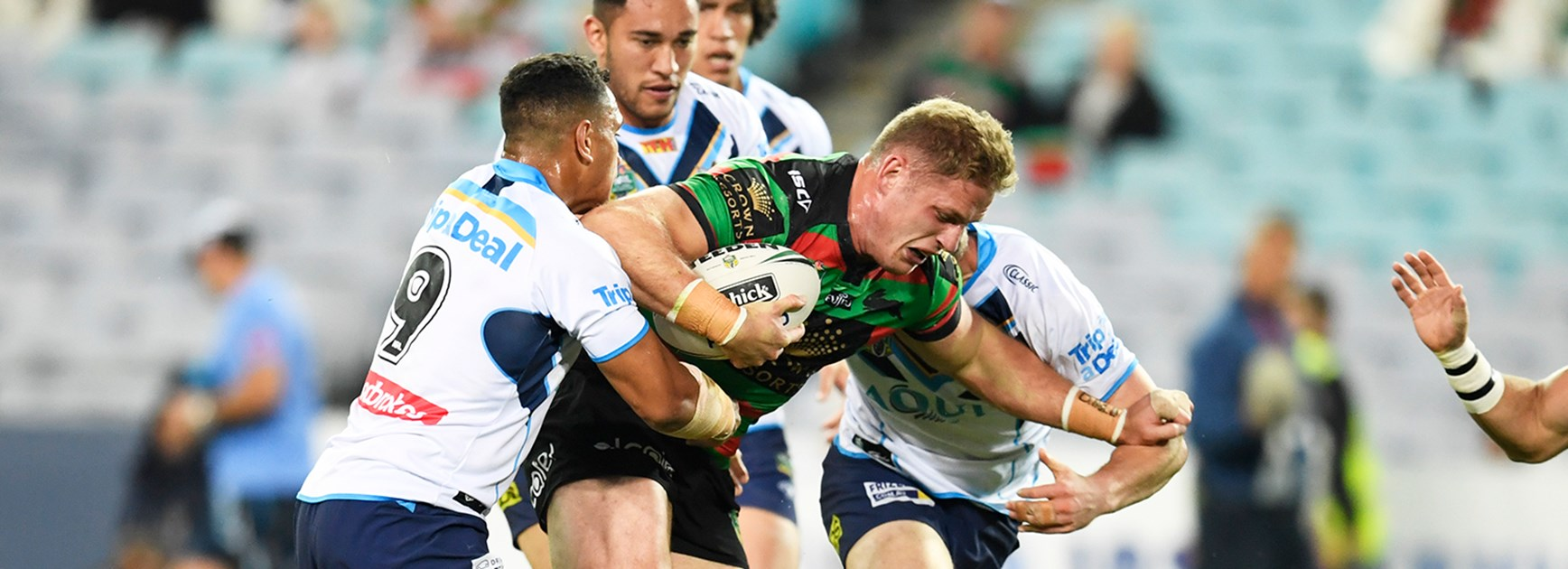 20-man squad named for Titans duel