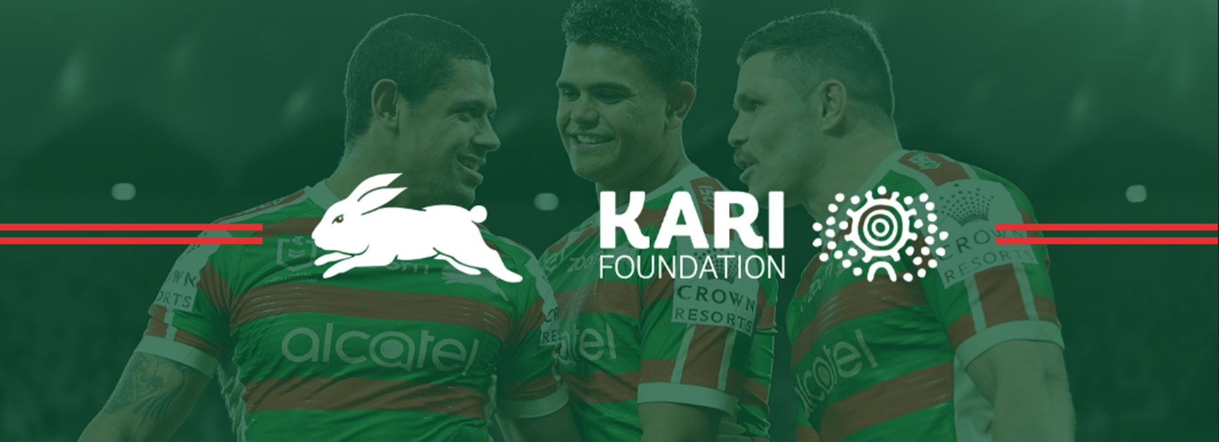 Rabbitohs announce Partnership with KARI Foundation