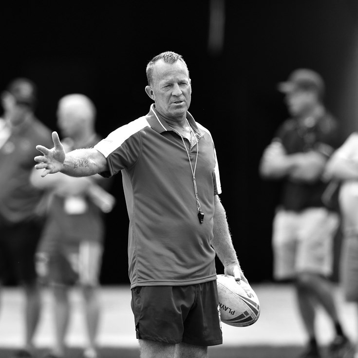 Antonelli Joins Rabbitohs as NSW Cup Coach