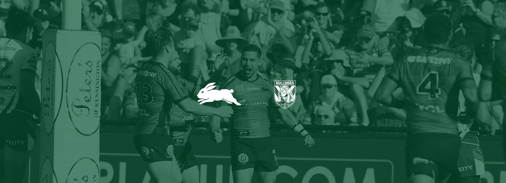 Rabbitohs update 19-man squad for Round 6
