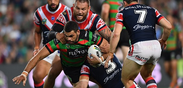 Rabbitohs fall short in Grand Final qualifier