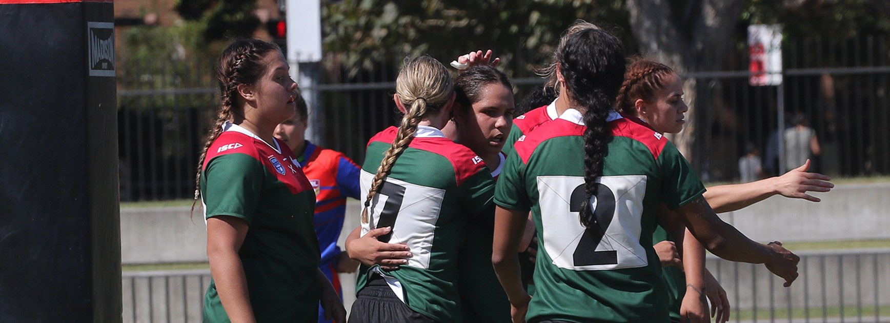 Meet the Rabbitohs women's team part 1