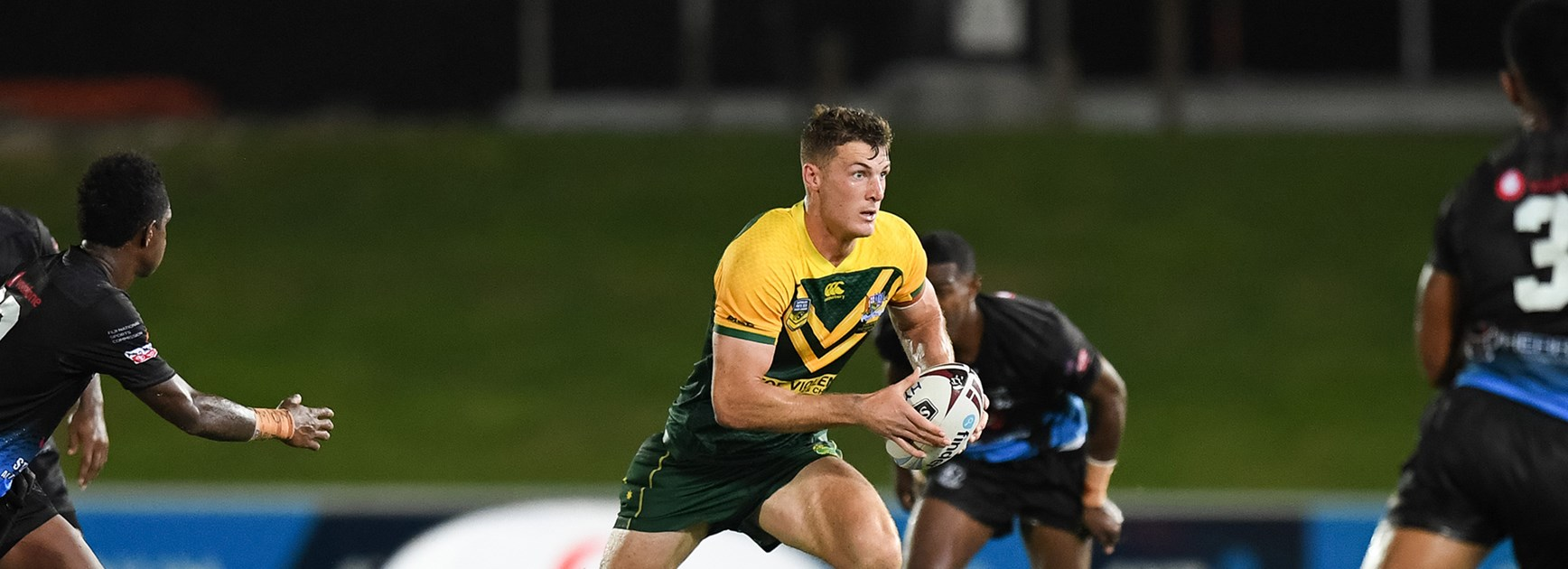 Campbell Graham Selected in Australian 9s Squad