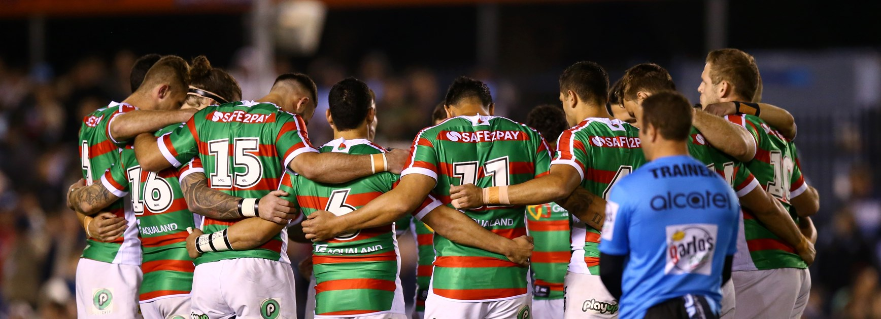 Rugby league world reacts to suspension of the NRL