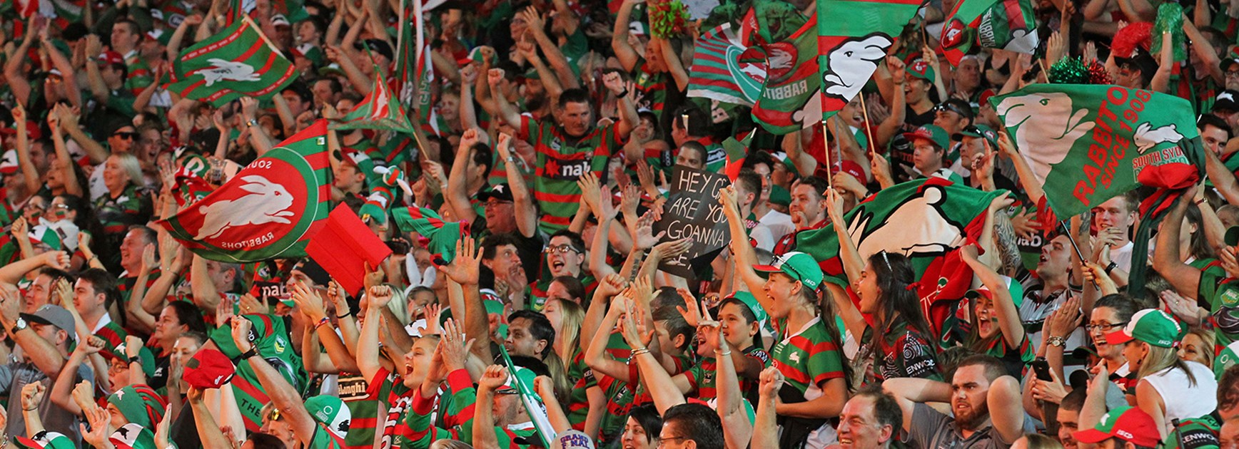 Meet your favourite Rabbitohs at Member Appreciation Day!