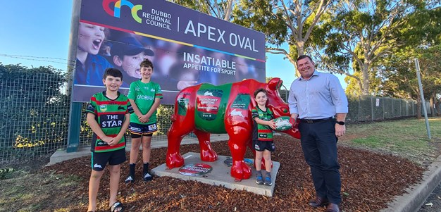 Apex Oval capacity set for 11300 for Rabbitohs match in Dubbo