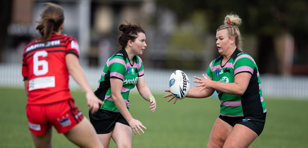 Souths bow out to Bears in Women's Premiership Elimination Final