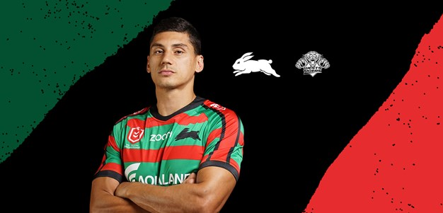 Round 15 NRL Line Up to play Tigers