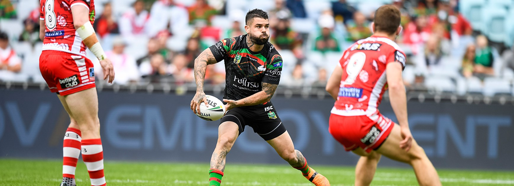 Stat Attack: Where Souths hold slight advantage over Dragons