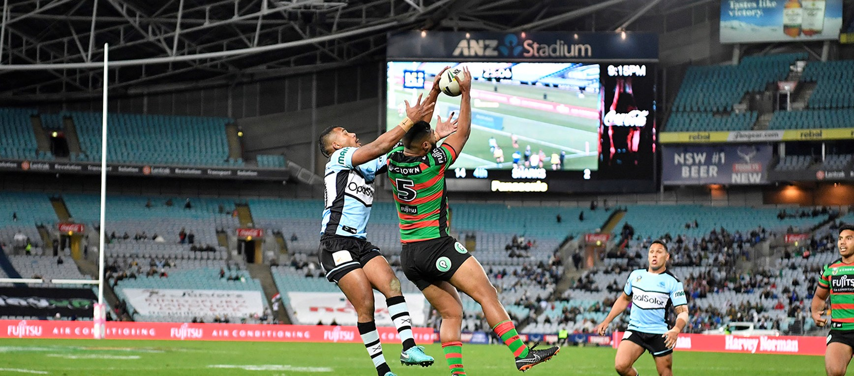 Gallery - Rabbitohs v Sharks