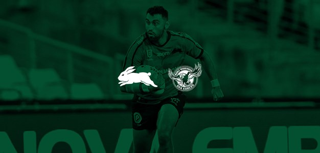 Rabbitohs 19-man squad for Round 4
