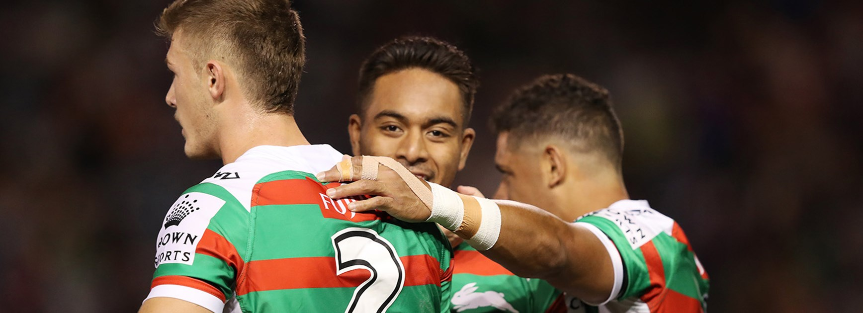 Furner heaps praise on Rabbitohs' unity