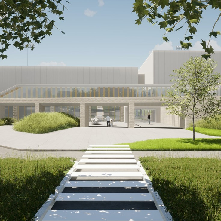 Heffron Centre Plans Approved; Construction Set to Start Mid-2021