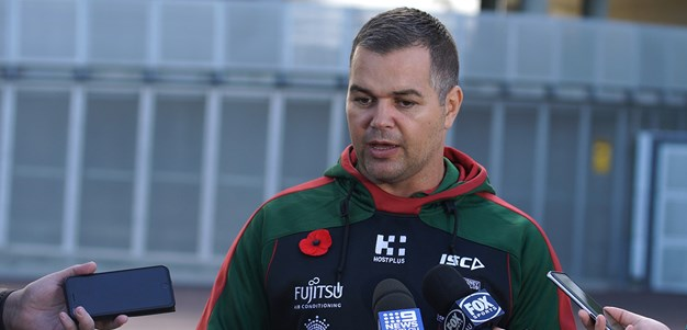Seibold - Defence is key on ANZAC Round