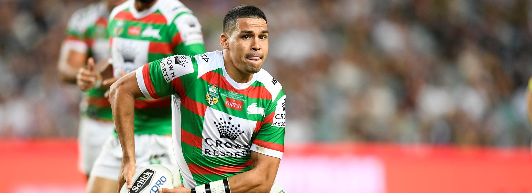 Rabbitohs' squad trimmed for Suncorp trip