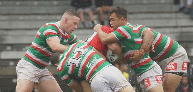 Rabbitohs Canterbury Cup start season with strong defensive win over North Sydney