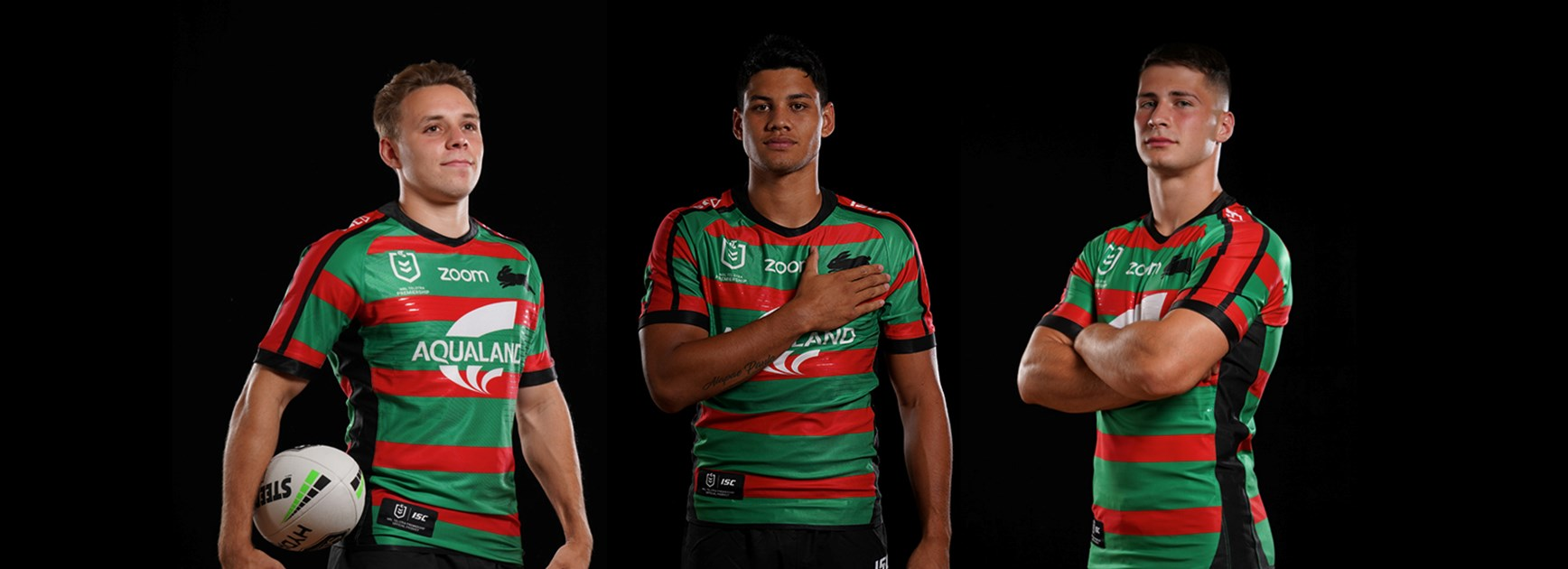 Rabbitohs extend contract for four young stars; Bryson Goodwin released