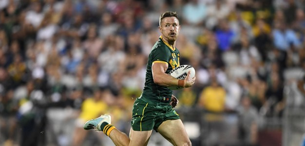 Match Highlights: Kangaroos v Kiwis