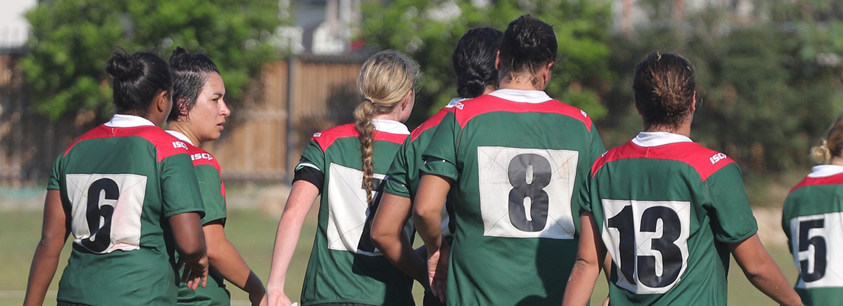 Rabbitohs women's team announce Round 4 side