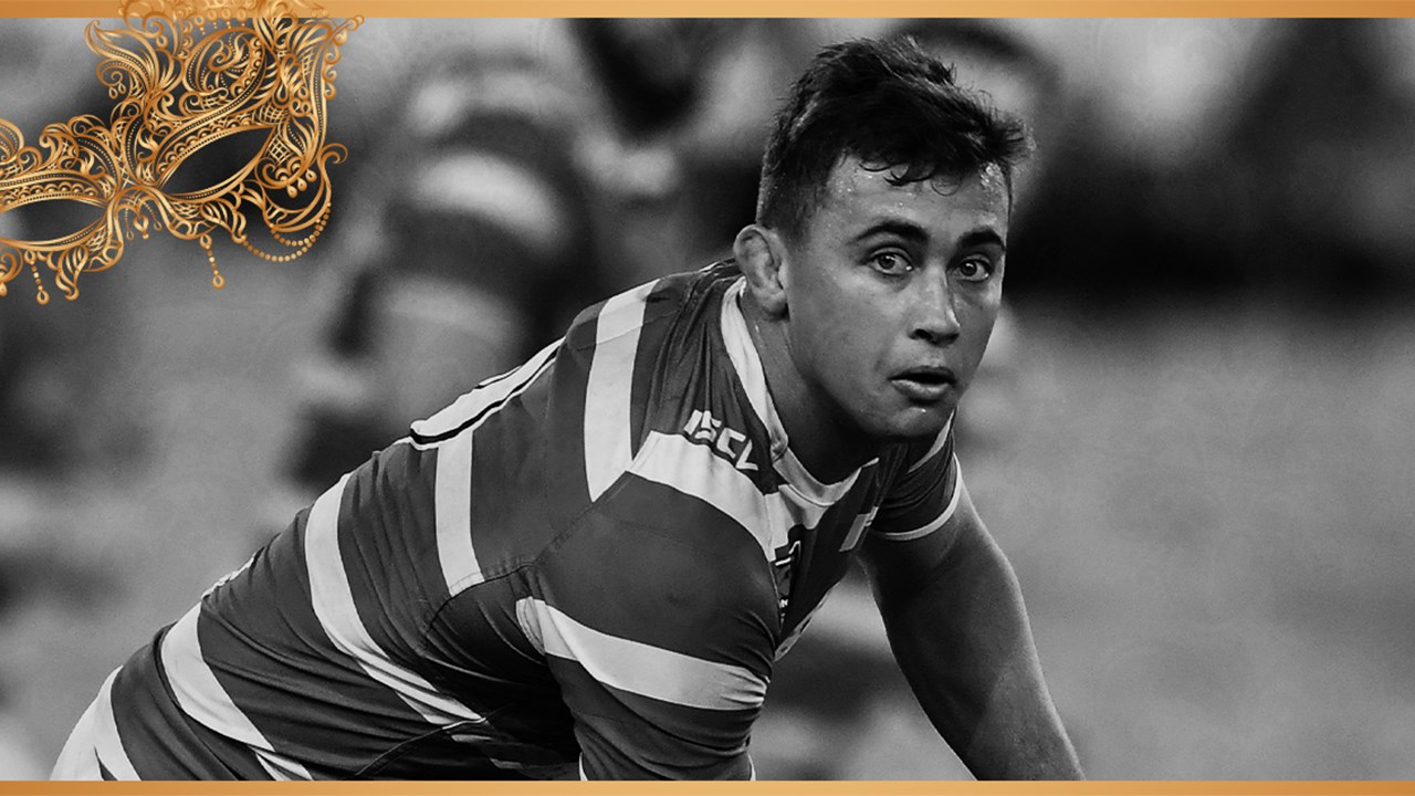 Billy Brittain has been awarded the Canterbury Cup Player's Player for 2019