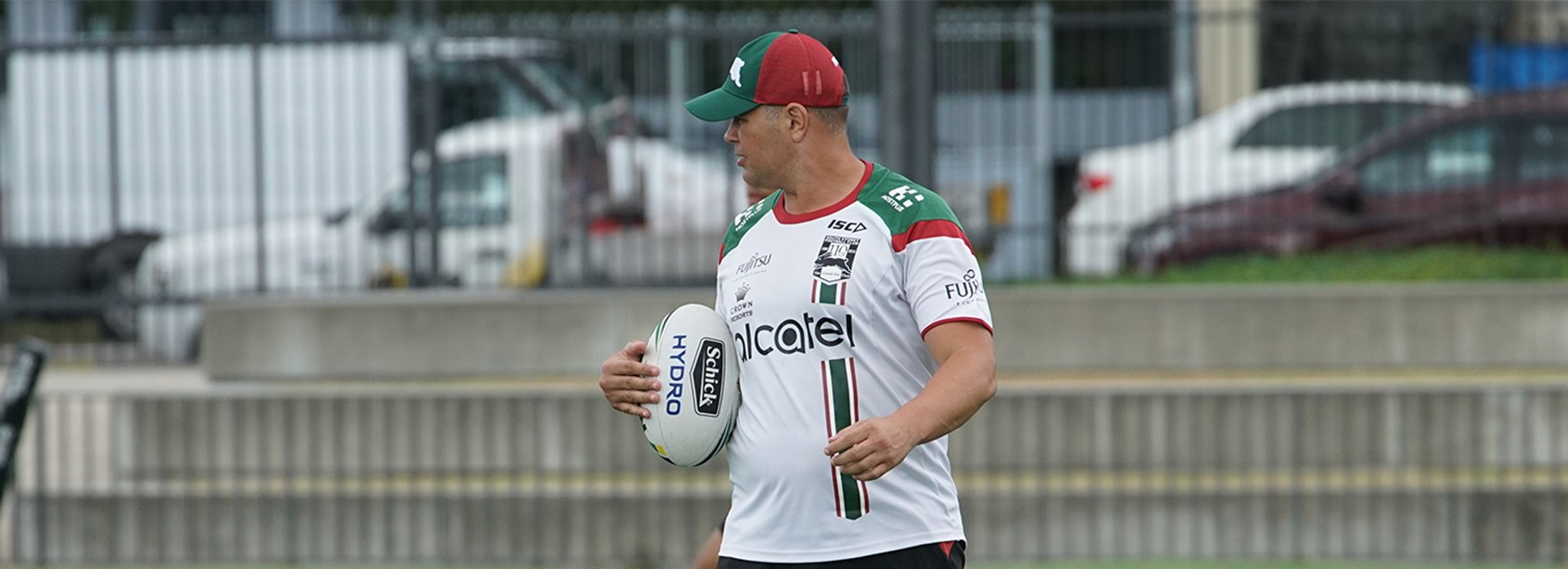 Players looking forward to big contest - Seibold