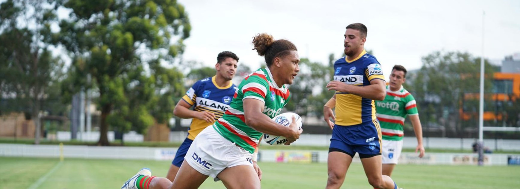 Rabbitohs Jersey Flegg Side Power home over Parramatta