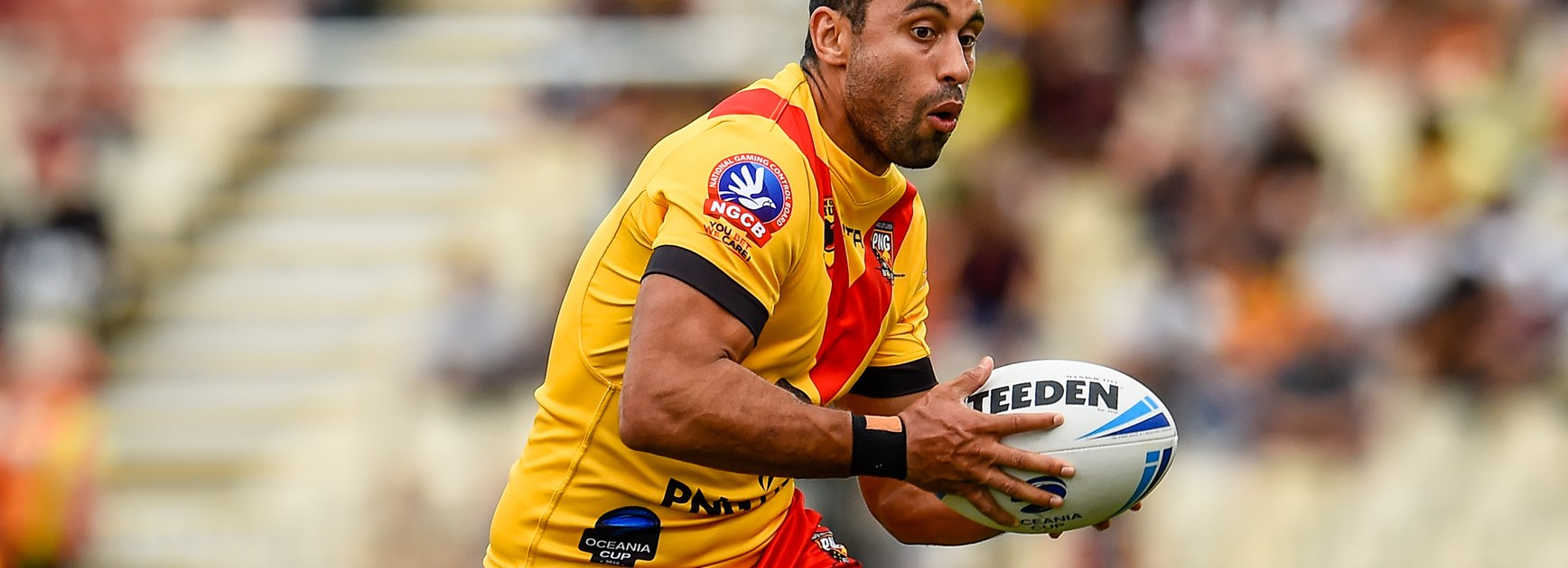 Kangaroo to Kumul: Johnston's experience priceless for PNG