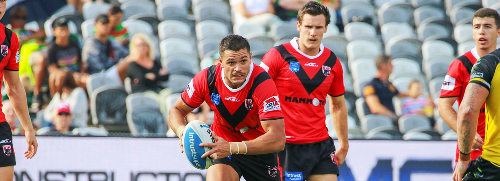 Bears line-up named for crunch Round 8 match