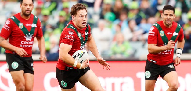 Rabbitohs go down in tough loss in Canberra