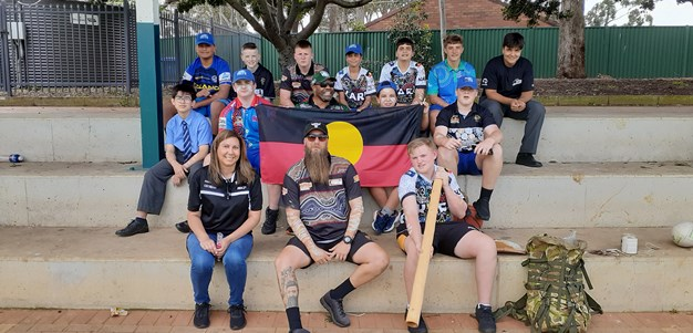 Souths Cares Opportunity Hub NAIDOC Wrap Up