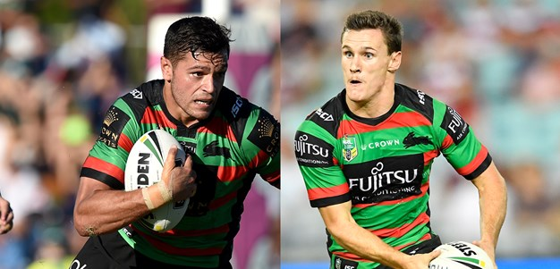 Burns and Tracey commit to Souths