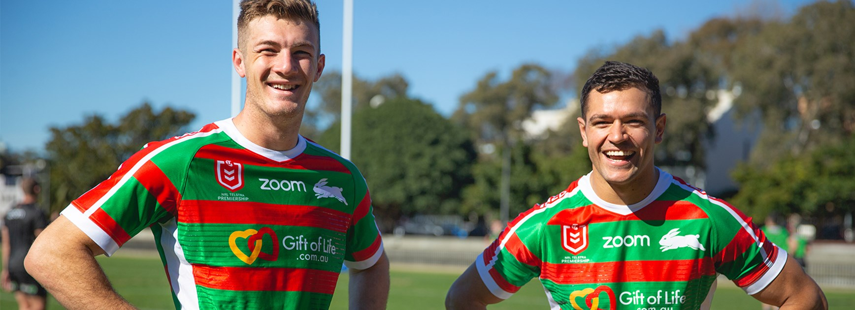 South Sydney Rabbitohs to join forces with Gift of Life